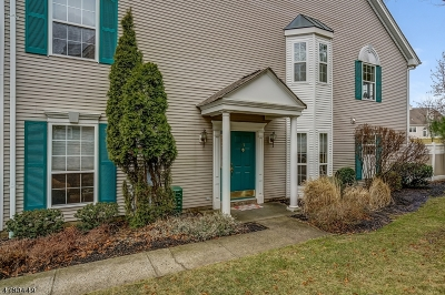 Bernards Twp., Bernardsville Boro Condo/Townhouse For Sale: 27 Dorchester Dr
