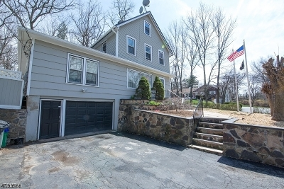 Morris Plains Boro Single Family Home For Sale: 77 Littleton Rd