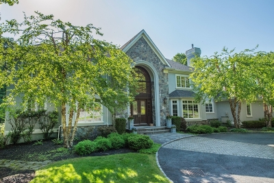 Morris County Single Family Home For Sale: 12 Wildlife Run