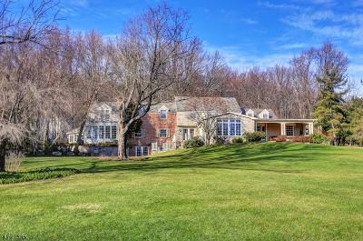 Watchung Boro NJ Single Family Home For Sale: $1,945,000