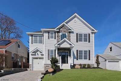 Single Family Home For Sale: 37 Cayuga Rd