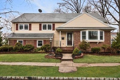 Roselle Park Boro Single Family Home For Sale: 500 Willow Ave