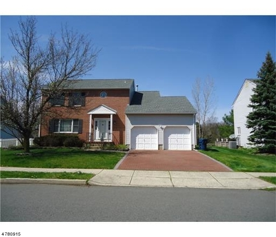 North Brunswick Twp. Single Family Home For Sale: 6 Princess Dr