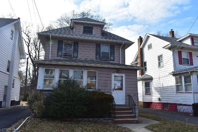 Roselle Park Boro Single Family Home For Sale: 162 Dalton St