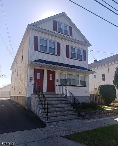 Linden City Multi Family Home For Sale: 110 E Henry St