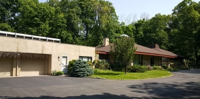West Orange Twp. Single Family Home For Sale: 99 Old Indian Rd