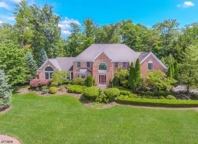Livingston Twp. Single Family Home For Sale: 44 Westmount Dr