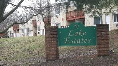 East Brunswick Twp. Condo/Townhouse For Sale: 2 Lake Avenue