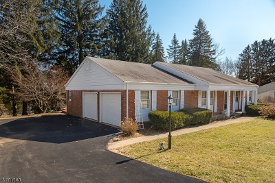 Randolph Twp. Single Family Home For Sale: 12 High Ave
