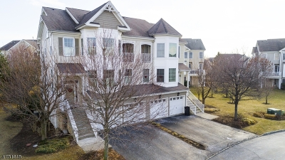 South Amboy City Condo/Townhouse For Sale: 95 S Shore Dr
