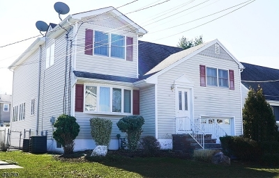 Woodbridge Twp. Single Family Home For Sale: 117 Florence Ave