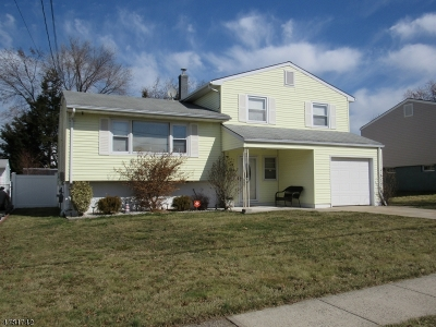 Perth Amboy City Single Family Home For Sale: 642 Kelly Ave