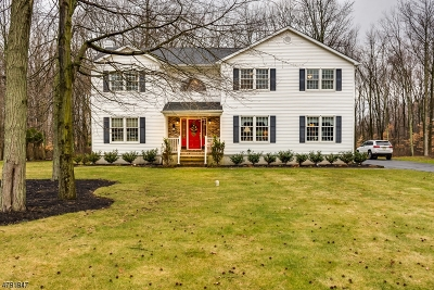 South Brunswick Twp. Single Family Home For Sale: 44 Deans Ln