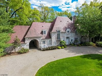 Millburn Twp. Single Family Home For Sale: 10 Joanna Way