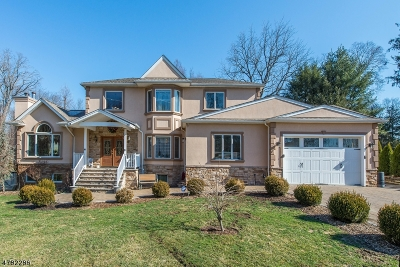 New Providence Boro Single Family Home For Sale: 31 Earl Pl