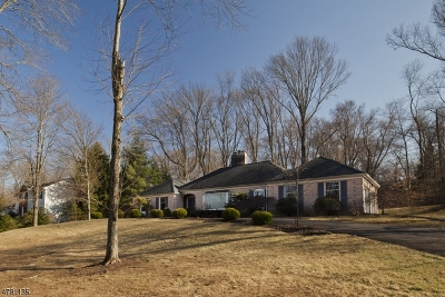 Long Hill Twp Single Family Home For Sale: 23 Sherwood Ln