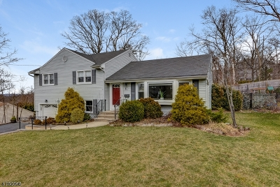 Livingston Twp. Single Family Home For Sale: 4 Dorrien Rd