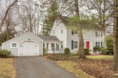 West Orange Twp. Single Family Home For Sale: 8 Kingwood Rd