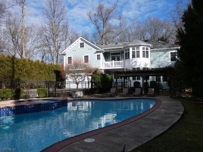 Chatham Twp Single Family Home For Sale: 15 Spring St