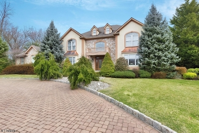 WATCHUNG Single Family Home For Sale: 120 Acorn Road