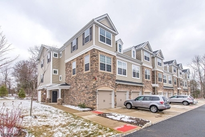 Morris Plains Boro Condo/Townhouse For Sale: 302 Rotando Way