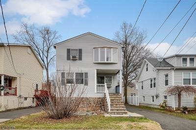 CLARK Single Family Home For Sale: 142 Hart St