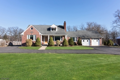 Bridgewater Twp. Single Family Home For Sale: 214 Finderne Ave