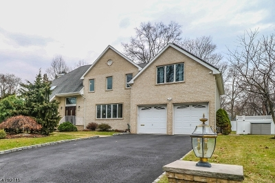 Clark Twp. Single Family Home For Sale: 117 Thomas Drive