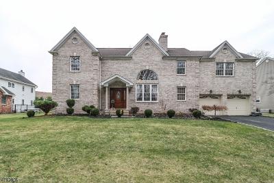 Clark Twp. Single Family Home For Sale: 70 Thomas Drive