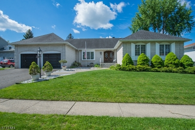 Woodland Park Single Family Home For Sale: 35 Van Winkle Ct