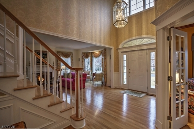 Peapack Gladstone Boro Single Family Home For Sale: 6 Brookside Dr