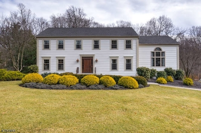 Randolph Twp. Single Family Home Active Under Contract: 27 Olde York Rd