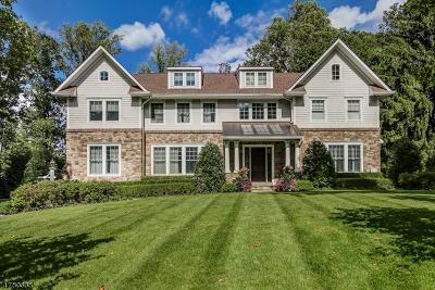 Millburn Twp. Single Family Home For Sale: 44 Mohawk Rd