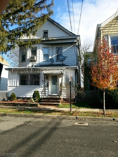 Clifton City Multi Family Home For Sale: 84 5th Ave