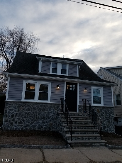 Woodland Park Single Family Home For Sale: 26 W 32nd St