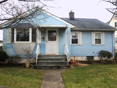Clark Twp. Single Family Home For Sale: 149 Broadway