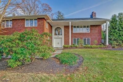Millburn Twp. Single Family Home For Sale: 395 Hartshorn Dr