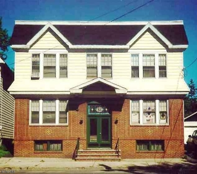 Maplewood Twp. Multi Family Home For Sale: 279 Boyden Ave
