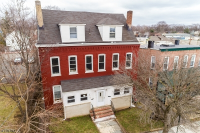 Montclair Twp. Multi Family Home For Sale: 130-2 Walnut St