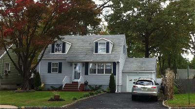 KENILWORTH Single Family Home For Sale: 343 Faitoute Ave