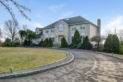 Montville Twp. Single Family Home For Sale: 33 Sylvan Dr