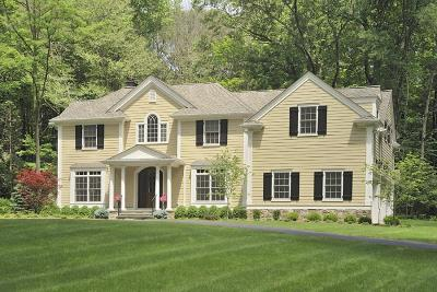 Bernardsville Boro Single Family Home For Sale: 160-5 Jockey Hollow Rd