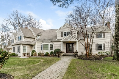 Chatham Twp Single Family Home For Sale: 55 Linden Ln