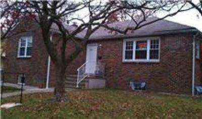 Nutley Twp. Single Family Home For Sale: 109 King St