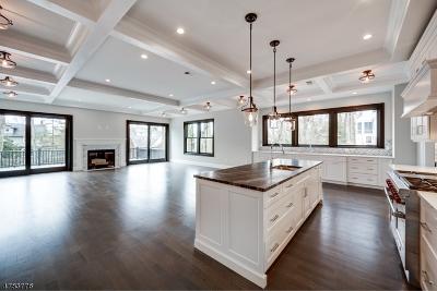 Millburn Twp. Single Family Home For Sale: 40 Hillside Ave