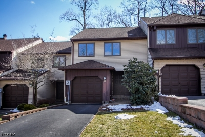Parsippany-Troy Hills Twp. Single Family Home For Sale: 80 Patriots Rd