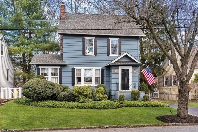 Chatham Boro Single Family Home For Sale: 16 University Ave