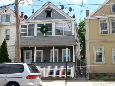 Passaic City Multi Family Home For Sale: 79 Quincy St, T