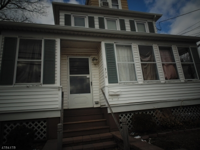 South Amboy City Single Family Home For Sale: 374 4th St
