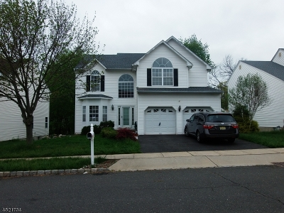 Bridgewater Twp. Single Family Home For Sale: 67 Shaffer Rd